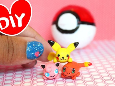 DIY Miniature POKEMON Tsum Tsum's | Japan Crate