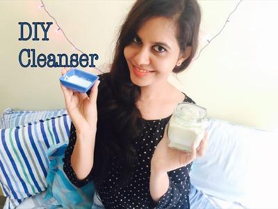   DIY   Natural Face Cleanser