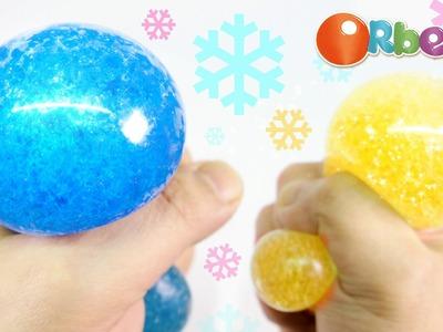 DIY Orbeez Crush Stress Ball! Slush Squishy Stretchy Ball