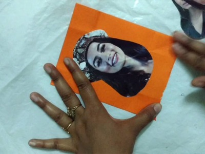 DIY Origami Never Ending Face Changer Card | How To | Craftlas