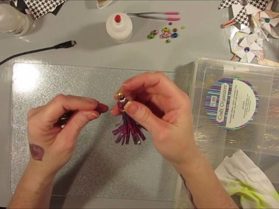 DIY: Paper Tassels and Pinwheels A Collab with Sigrid Soto!