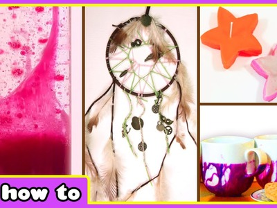 DIY Room Decor Ideas by HooplaKidz How To