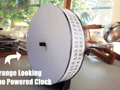DIY StepperMotor Clock (An Arduino Powered Clock)