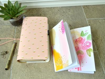 DIY: Traveler's Notebook Insert