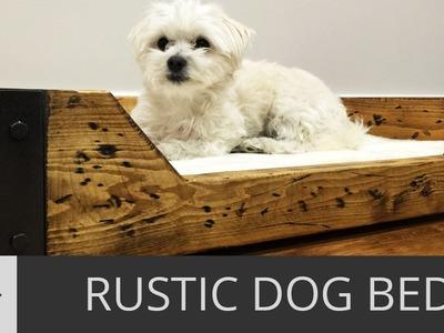 How to Build a Custom Dog Bed. DIY