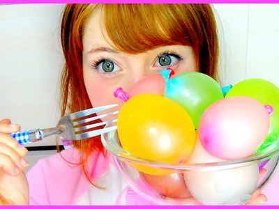 How To Make Edible Balloons (DIY)