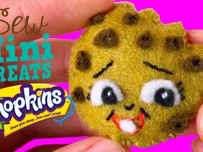 Kooky Cookie DIY Shopkins Plush | How To Make