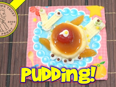 Kracie Pudding Kit Tangerine & Cherry Japanese How To DIY Candy Kit