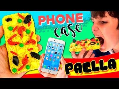 Phone case PAELLA * DIY paella PHONE CASE