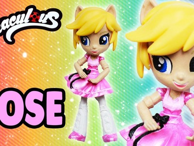 ROSE Miraculous Ladybug and Cat Noir My Little Pony Custom Doll DIY from Equestria Girls Minis
