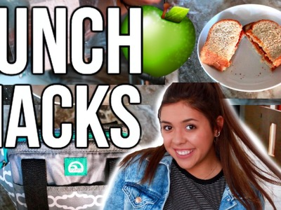 School Lunch LIFE HACKS! DIY Icepack, Healthy Pasta, + MORE