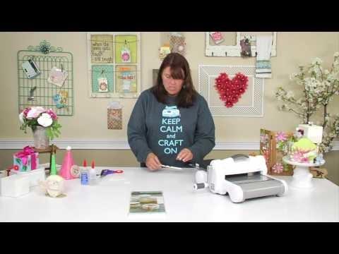 ScoreBoards Die DIY with Eileen Hull: Make a 3-D Tea Cup