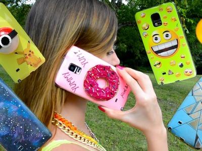 5 DIY Phone Case ideas