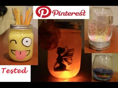 Awesome DIY Room Decorations: Pinterest Tested