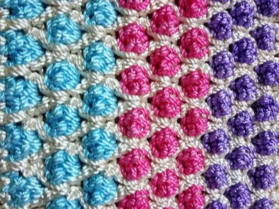 Beautiful stitch crochet ( tutorial rajut) part 1