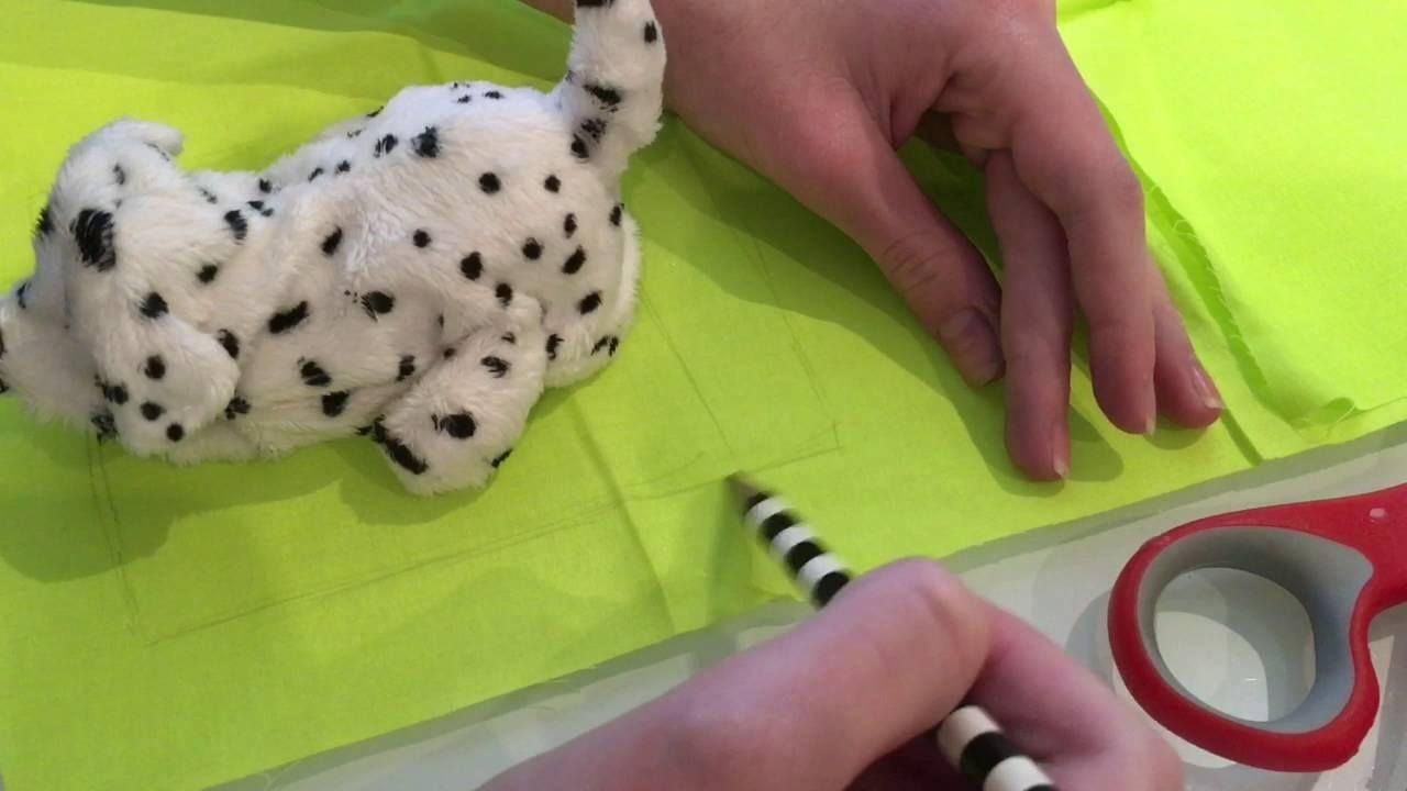 DIY Doll Size Dog accessories