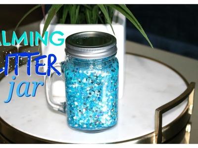 DIY: GLITTER Jar