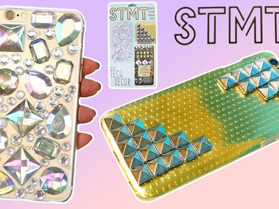 DIY iPhone 6.6s Case Design Kit by STMT Simple Trendy Modern Touch Do It Yourself Tech Decor!