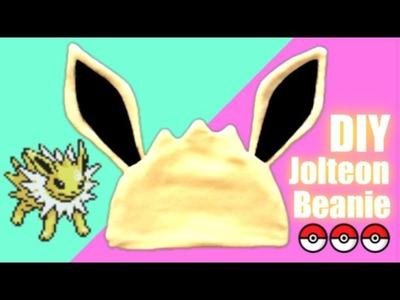 ❤ DIY Jolteon Beanie! Pokemon Go Team Instinct Hat! ❤
