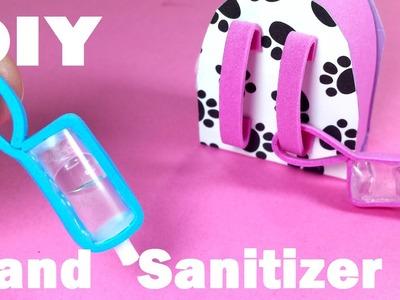 DIY Miniature Hand Sanitizer