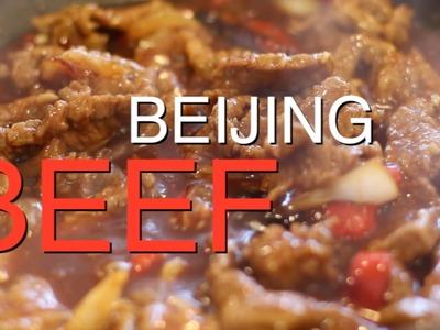 DIY Panda Express Beijing Beef SHORT