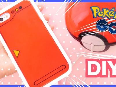 DIY Pokemon Pokedex Phone case - Pokemon GO