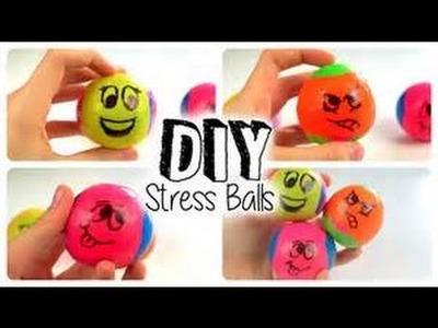 DIY stress ball part 1