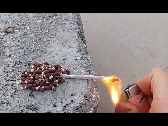 How to make a fuse with matches | DIY