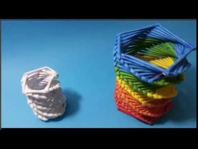 How to make pen stand Creative Arts