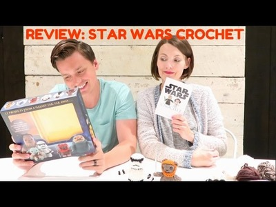 Review: Star Wars Crochet Kit