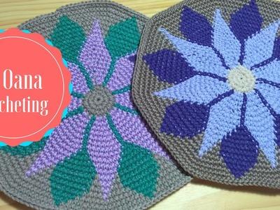 Tapestry crochet 2- by oana