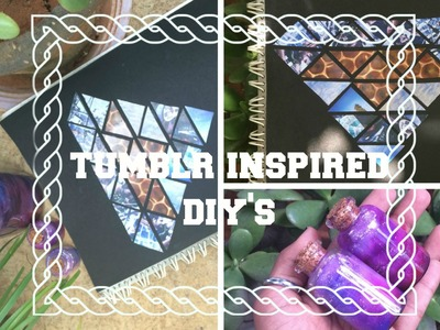 TUMBLR inspired DIY's.  under 5$