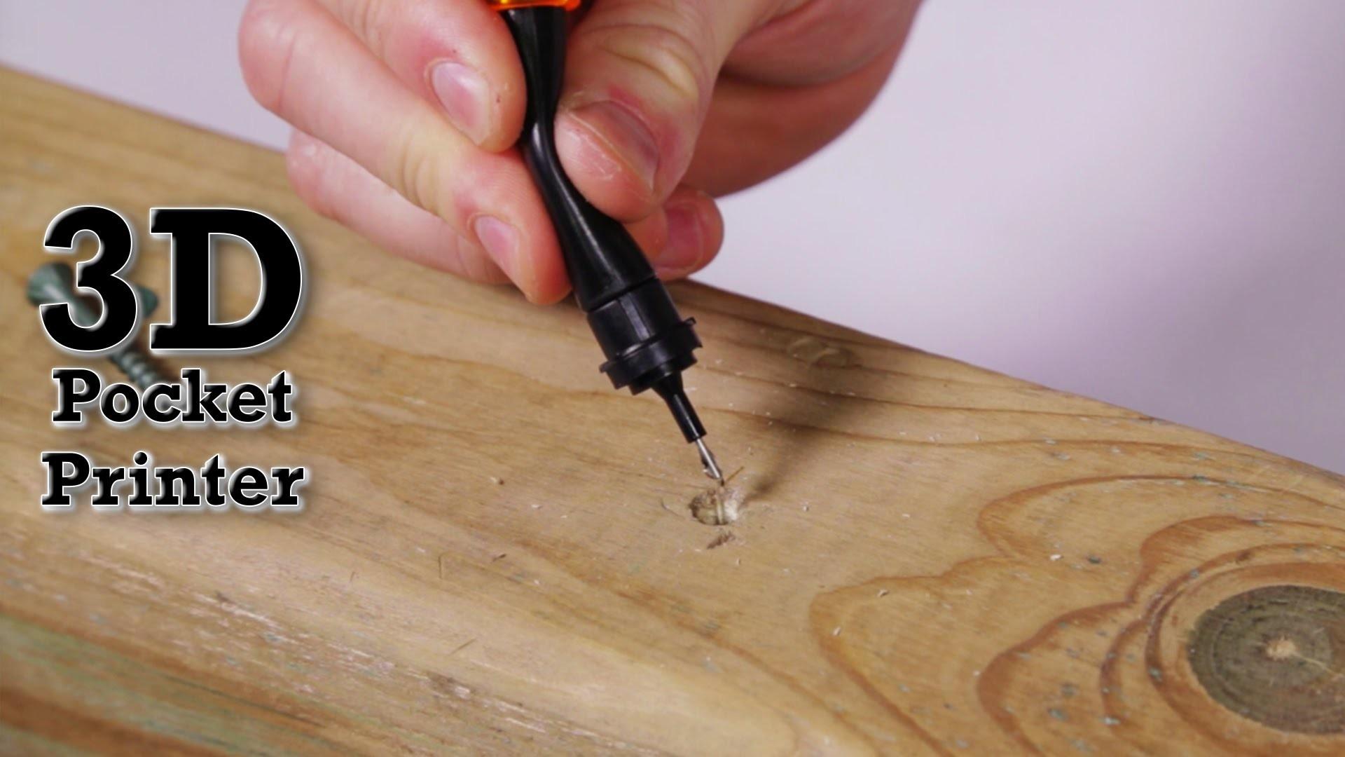 Bondic - How to Repair Stripped Screw Holes on Wood