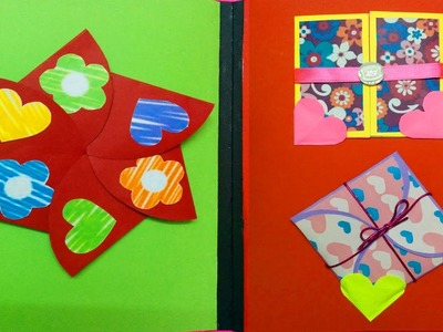 Easy SCRAP BOOK making Ideas for Him.Her : Tutorial how to organize scrapbook