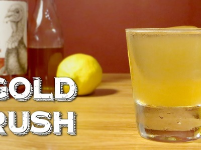 Gold Rush - How to Make the Bourbon Honey Sour Cocktail