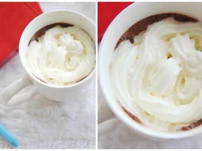 How I make Hot Chocolate | Debasree Banerjee
