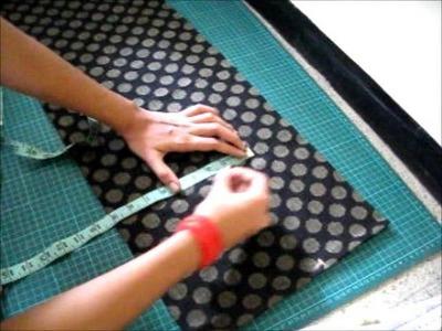 How to cut Kameez - Quick video- 1.4