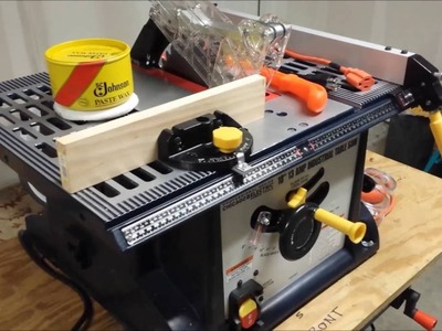 How To Get The Most Out of Your Harbor Freight Table Saw