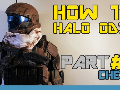 HOW TO: Halo Reach ODST Costume  ( PART 2 : Chest )