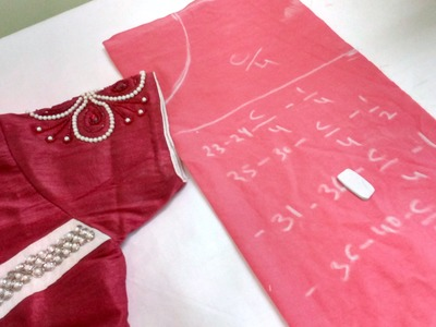 How To Know your Armhole length & Sleeve Length of your kurti. top Perfectly- Cut & Fit Sleeves