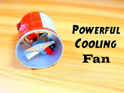 How to Make a Cooling Fan