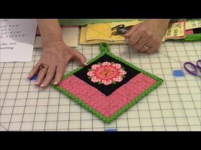 How to Make a Hanging Pot Holder