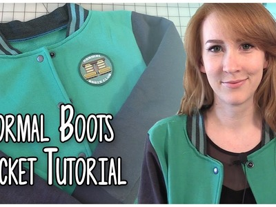 How to Make a Normal Boots Jacket (Asagao Academy) - Atelier Heidi