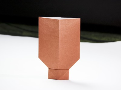 How to make a paper Cup | Origami Cup | Traditional | Easy origami