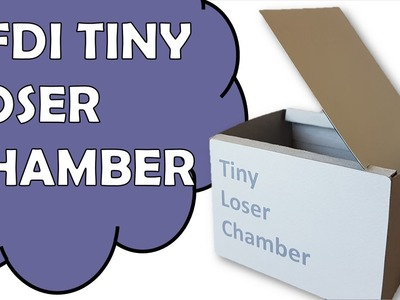 How To Make BFDI Tiny Loser Chamber (TLC)