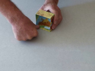 How to make folded boxes with reinforcercement