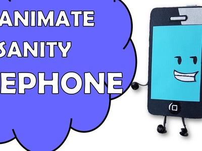 How To Make Inanimate Insanity MePhone (Mini iPhone)