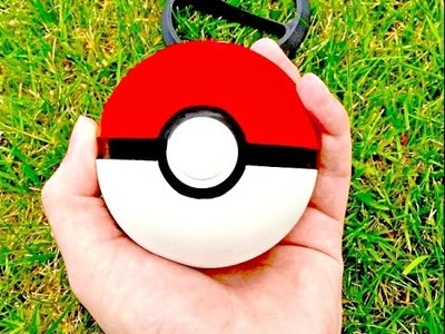 How to make POKEMON Ball || Easy to Make || -- Life Hacks For Kids