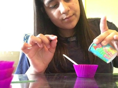 How To Make Slime With Glue Stick And Detergent