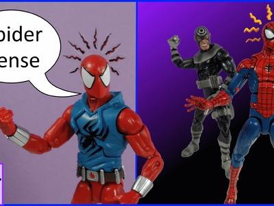 How to Make Spider Sense Effect for Spider-Man Action Figure (Marvel Legends Scale)